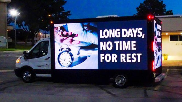 Mobile Led Advertising Trucks - Best Image Truck Kusaboshi Com